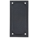 Forbes CP-7FR Cover Plate 1/2 Ati/Flame Ret