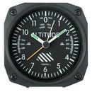 Trintec Industries DM60 Desk Alarm Clock/Altimeter. Dimensions: 3.5 X 3.5 X 1.5