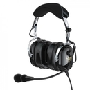Faro G2-BLACK G2 Headset/Black, Passive Noise Reduction (Pnr), Noise Canceling Electret Mic, Silicone Gel Ear Protection