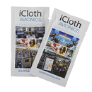 iCloth ICA500 Icloth Avionics Wipes/Touchscreen And Computer Cleaning Wipes. Box Of 500