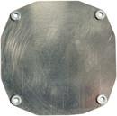 EDMO MK-620 3 1/8 Raised Face Cover Plate