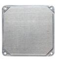 EDMO MK-640 3Ati Raised Face Cover Plate