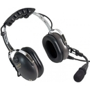 Pilot Communications PA-1169T Pilot Usa Headset/Mono/Passive Nrr 23 Db/Noice Cancelling Electret Mic/Half Flex Boom/Audio Input Jack/3 Year Warranty