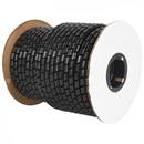 Ico Rally SWP-1BK Spiral Wrap/Black, 1 Inside Diameter, Polyethylene.