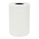 EDMO 103-2 Natural HW Nylon Waxed Lacing Cord/White, 500 Yards. Mil-T43435B