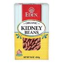 Eden Foods 102800 Dark Red Kidney Beans, Organic, Dry, 16 oz