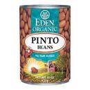 Eden Foods 102950 Pinto Beans, Organic, 15 oz