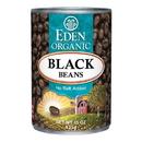 Eden Foods 102980 Black Beans, Organic, 15 oz