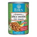 Eden Foods 103040 Spicy Pinto Beans, Organic, 15 oz