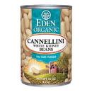 Eden Foods 103100 Cannellini (White Kidney) Beans, Organic, 15 oz