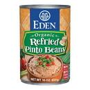 Eden Foods 103150 Refried Pinto Beans, Organic, 16 oz