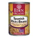Eden Foods 103208 Spanish Rice & Pinto Beans, Organic, 15 oz