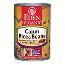 Eden Foods 103230 Cajun Rice & Small Red Beans, Organic, 15 oz
