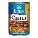 Eden Foods 103238 Great Northern Bean & Barley Chili, 14.5 oz