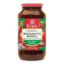 Eden Foods 104030 Spaghetti Sauce, No Salt Added, Organic, 25 oz