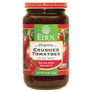 Eden Foods 104870 Crushed Tomatoes, Organic, 14 oz