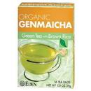 Eden Foods 110530 Genmaicha Tea, Organic, 16 bags
