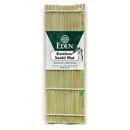 Eden Foods 111200 Bamboo Sushi Mat - sudare, 1 ea
