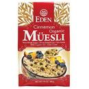 Eden Foods 113075 Cinnamon Muesli, Organic, 17.6 oz