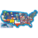 A Broader View ABW156 Usa Puzzle
