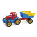 American Educational AEPDT2135 Dantoy Tractor And Trailer