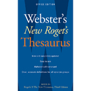 Houghton Mifflin AH-9780618955923 Websters New Rogets Thesaurus - Office Edition