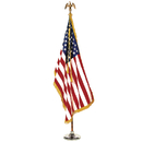 Annin ANN031400 Complete Mounted Us Flag Set 3X5 - 8 Ft Pole