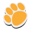Ashley Productions ASH10004 Magnetic Whiteboard Eraser Gold Paw