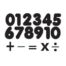 Ashley Productions ASH10069 Magnetic Die Cut Numbers Functions