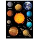 Ashley Productions ASH10073 Die Cut Magnets Solar System