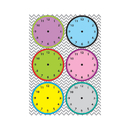 Ashley Productions ASH10090 Magnetic Time Organizers Clockfaces