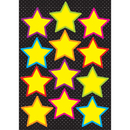 Ashley Productions ASH10140 Die Cut Magnets Yellow Stars