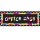 Ashley Productions ASH10636 Office Pass 9X3.5 Pencils 2 Sided