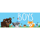 Ashley Productions ASH10651 Boys Pass Woodland Kritters 2 Sided