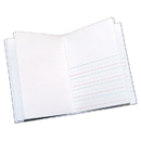 Ashley Productions ASH10701 8 X 6 Blank Hardcover Books With - Primary Lines