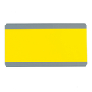 Ashley Productions ASH10820 Big Reading Guide Strips Yellow