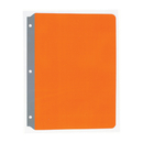 Ashley Productions ASH10833 Full Page Reading Guides Orange