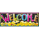 Ashley Productions ASH11310 Emoji Magnetic Welcome Banner
