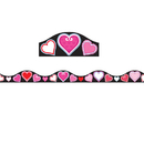 Ashley Productions ASH11419 Magnetic Border Valentines Heart 1W
