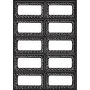 Ashley Productions ASH19014 Die-Cut Magnets Chalk Loop Labels