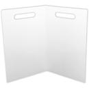 Ashley Productions ASH60000 Folding Magnetic Center White