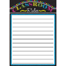 Ashley Productions ASH77016 Magnetic Classroom Charts Rules
