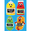 Ashley Productions ASH77816 Diecut Magnets Catch Up Organizer