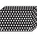 Ashley Productions ASH90301 Bw Dots Index Card Boxes 3X5In