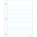 Ashley Productions ASH92001 Notebook Paper 17X22 Smart Poly Cht