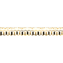 Barker Creek & Lasting Lessons BCPLL903 Gold Coins Border Double-Sided Scalloped Edge