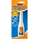Bic Usa BICWOPFP11 Bic Wite Out 2 In 1