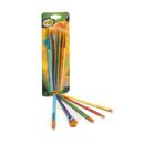 Crayola BIN053506 Brush Assortment Set Of 5
