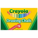 Crayola BIN403 Colored Drawing Chalk Asst