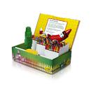 Crayola BIN526920 Non Peggable Crayons 120Ct